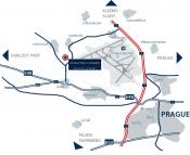 Prague mapa
